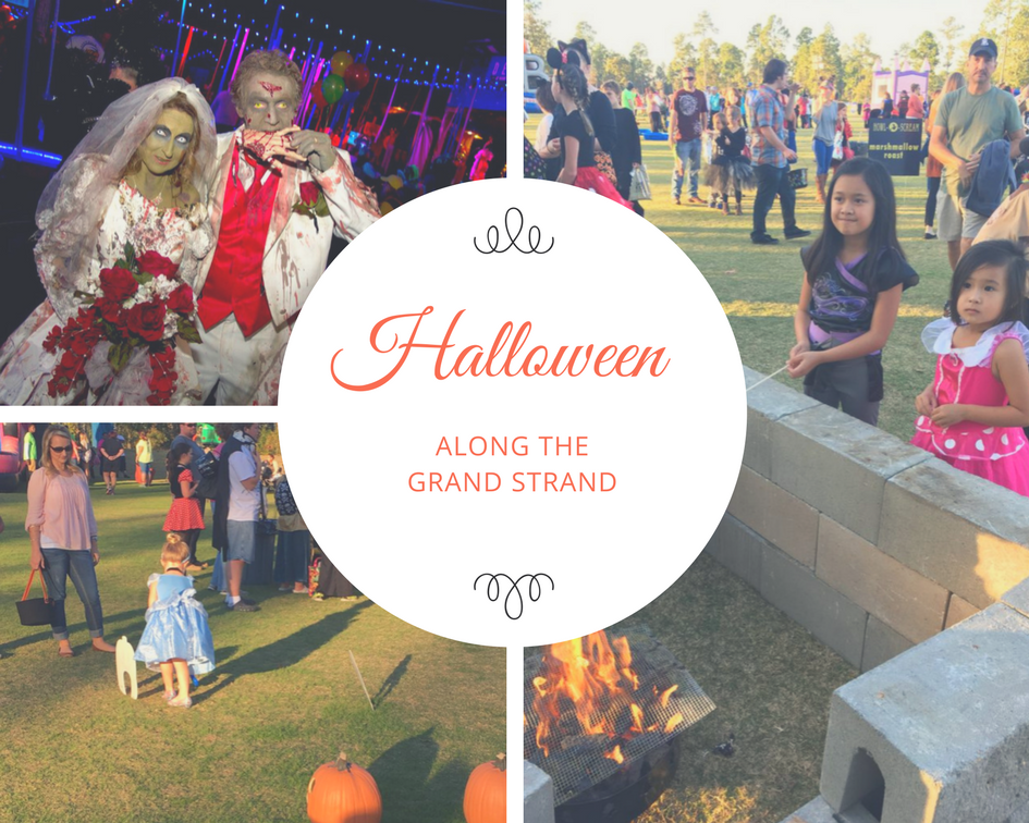 Halloween on the grand strand