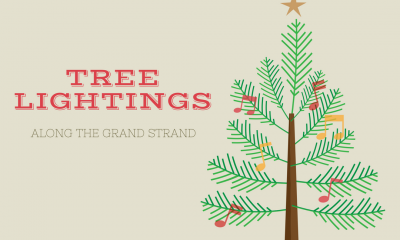 Grand Strand Christmas Tree Lightings