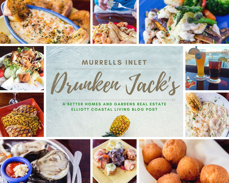 Drunken Jacks Murrells Inlet Riverwalk