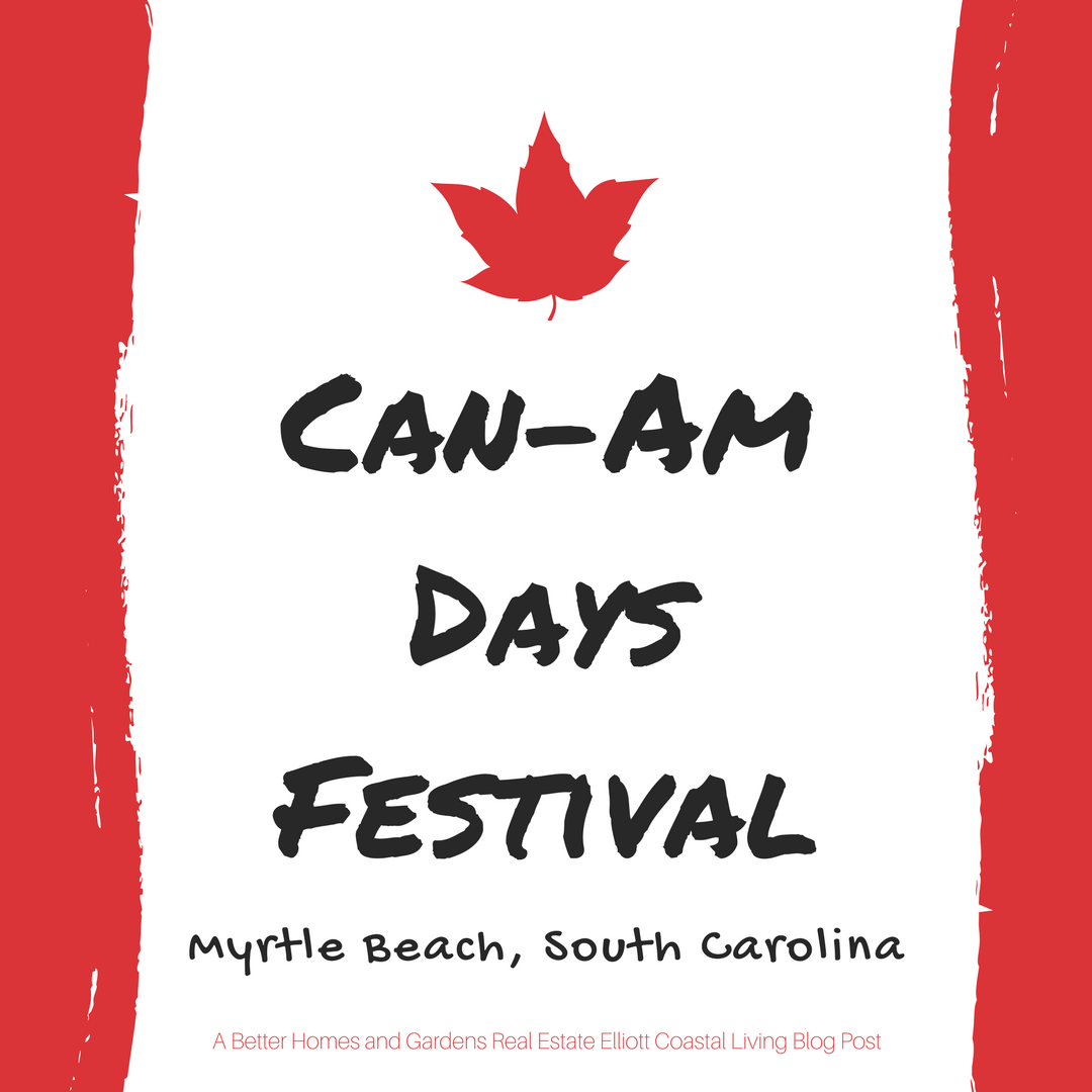 Can Am Days Festival Myrtle Beach